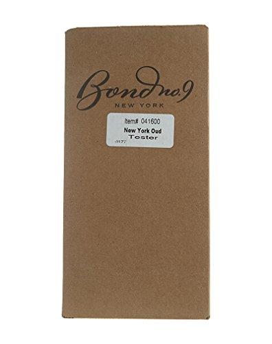 Price comparison product image Bond No. 9 New York Oud Eau De Parfum Tester Spray 3.4 Oz Womens Style: 041600-CLEAR Size: OS