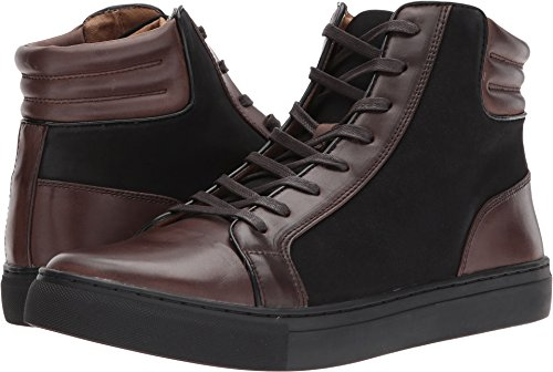 Reazione Kenneth Cole Mens Disegno 20778 Sneaker Marrone / Nero