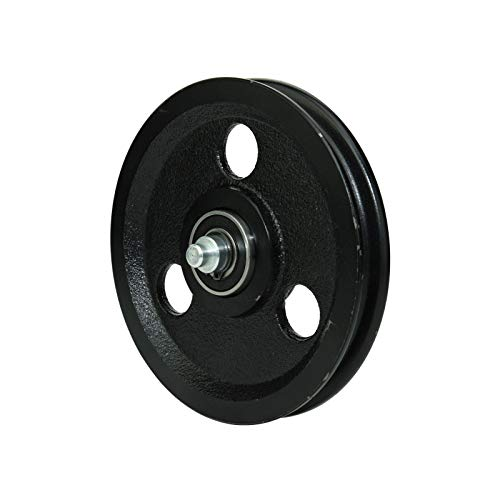 5'' inch cast Iron Pulley 1pc ()