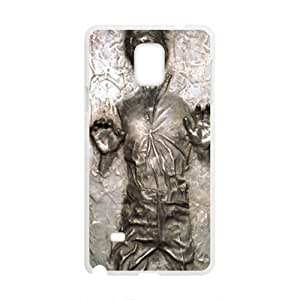 Han Solo Carbonite Star Wars Rubber Sleeve Brand New And Custom Hard Case Cover Protector For Samsung Galaxy Note4 Kimberly Kurzendoerfer