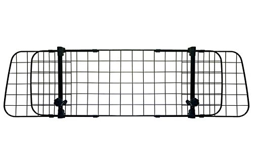 Rhino Automotive/© Headrest Travel Mesh Grill Pet Safety Adjustable Barrier RW1219