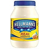 Hellmann's Real Mayonnaise Gluten Free 30 Oz, Pack Of 3.