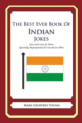 The Best Ever Book of Indian Jokes (Best Indian Jokes Ever)