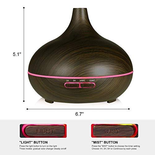 Amazon.com: Moderkar - Difusor de aceite esencial de aroma ...
