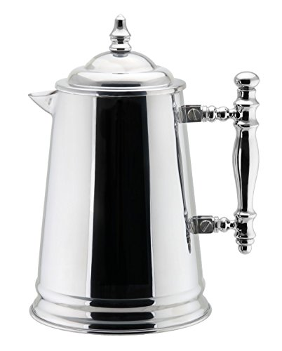Francois et Mimi FPVT002 791769491887 Coffee Press, 34-Ounce, Stainless Steel