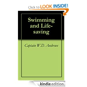 Swimming and life-saving WD Andrews