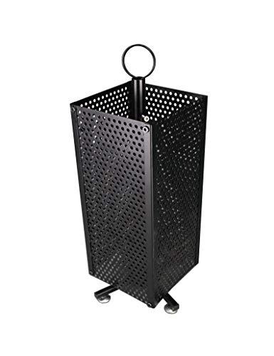 FixtureDisplays Spinning Fridge Magnets Souvenior Display Stand Metal Pegwall Display 15620-NPF