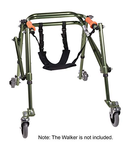 Accessory for Nimbo Posterior Walker - Accessory Only - Seat Harness for Tyke, Junior, Youth Walkers