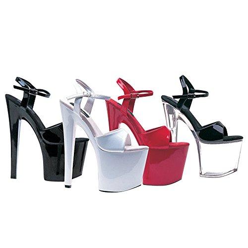 Sandal 821 Ellie Platform Juliet Women's Red Shoes AaqgB7Xg0