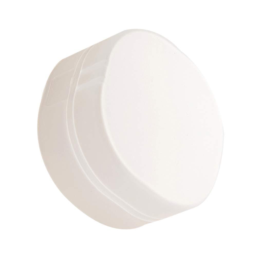 OmkuwlQ Square Travel Portable Soap Box Translucent Plastic Aerobic Handmade Sponge Soap Case Bathroom Supplies by OmkuwlQ (Image #4)
