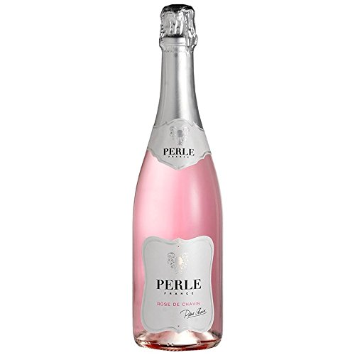 - Pierre Chavin Perle Rose Non-Alcoholic Sparkling Rose Wine 750ml