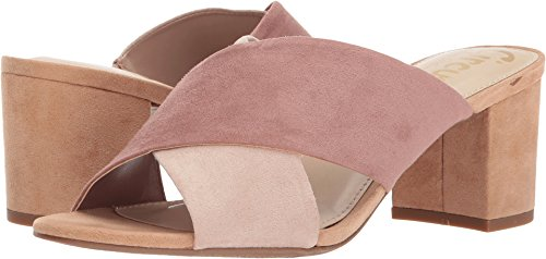 Circus by Sam Edelman Women's Stevie Heeled Sandal, Dusty Rose/Blush, 8 M US