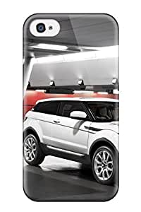 Awesome 2011 Range Rover Evoque Parking Uk Britain United Kingdom Green Cars Other Flip Case With Fashion Design For Iphone 4/4s
