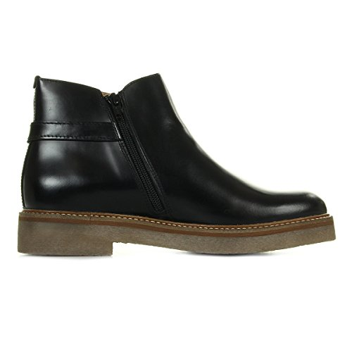 Kickers Oximore Cuir Polido Noir 577240508, Stivali