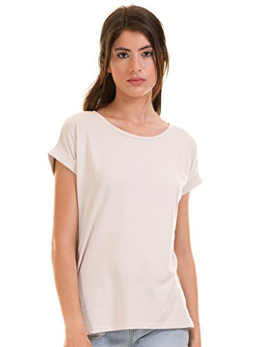 Vila Basic t-Shirt Clothes (M - Grey)
