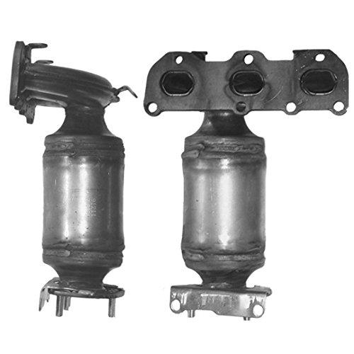 moteur : AZQ catalyseur collecteur Catalyseur pour IBIZA 1.2 12v 64cv E1211