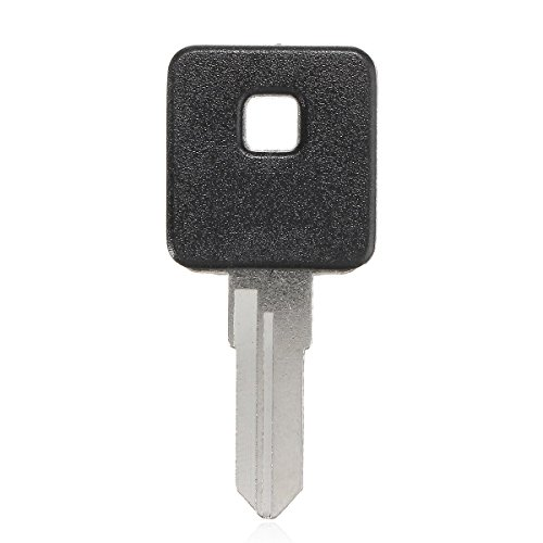 CoCocina Motorcycle Ignition Blank Key For Harley Davidson Sportster 883 1200 (Blank One Key)