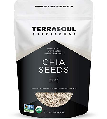 Terrasoul Superfoods Organic White
