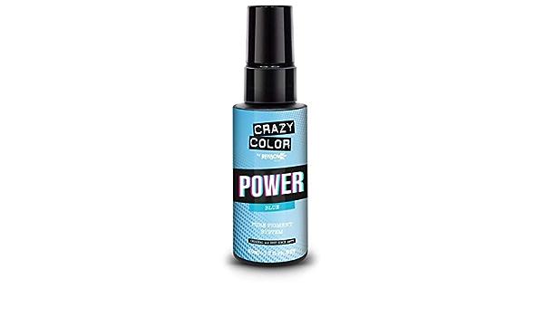 CRAZY COLOR - TINTE Crazy Color Pure Pigment Power Blue 50ML ...