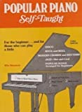 Popular Piano Self Taught, Stormen, Win, 0668053860