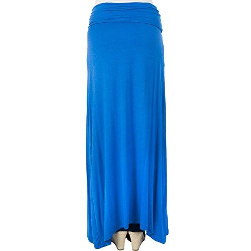 Dress Blue Maxi in 1 Agiato 2 XLarge Women's 7qIXYX