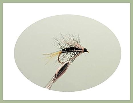 Shakespeare Sigma Allround Still-Water Flies 1155008 Fliegen Fly Angelfiegen