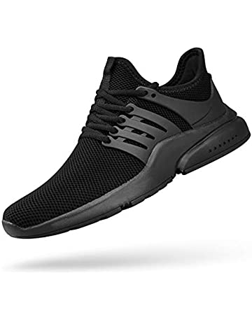 1530996c2f8 ZOCAVIA Men's Running Shoes Lightweight Breathable Tennis Gym Sneakers