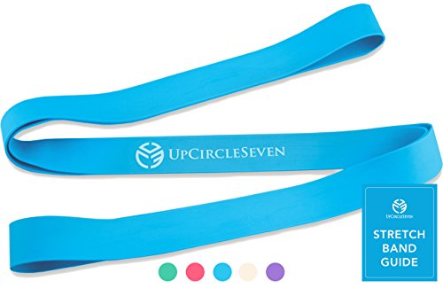 UpCircleSeven Ballet Stretch Band - Baby Blue