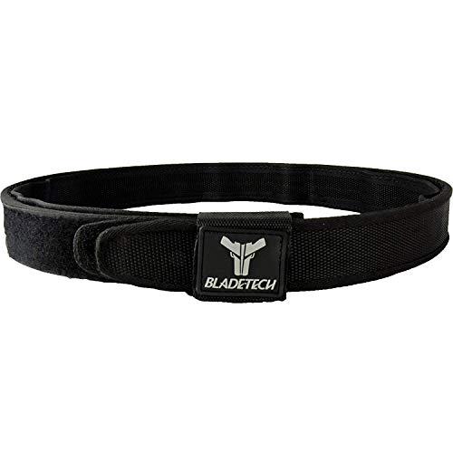 Blade-Tech Velocity Competition Speed Gun Belt, 52-Inch, Black