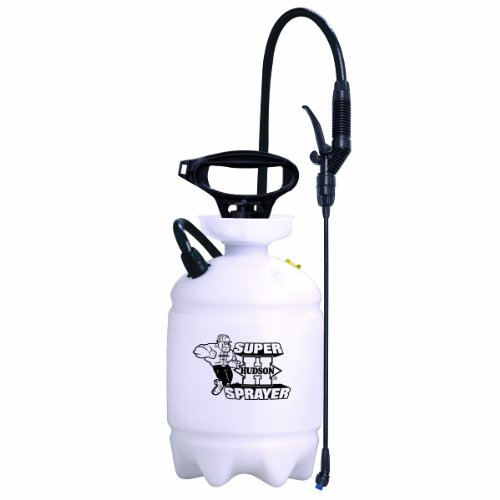Hudson Tank Sprayer - Hudson 90162 Super Sprayer Professional 2 Gallon Sprayer Poly
