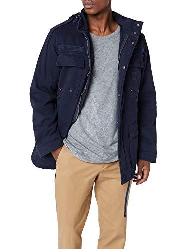 Hombre Azul Para Chaqueta navy Brandit 6qYP6