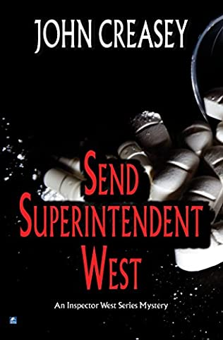 book cover of Send Inspector West