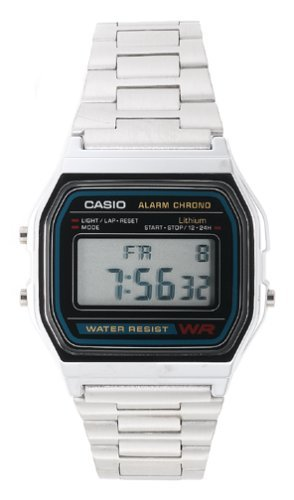Casio Men's Classic Watch #A158W-1