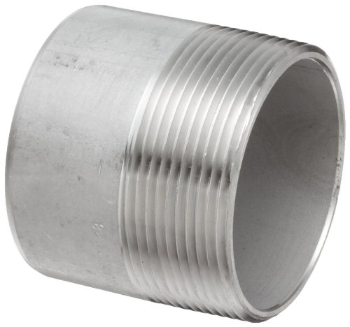 3 NPT Male Nipple Dixon PNS3000 Stainless Steel 304 Pipe and Welding Fitting 3 Length 3 NPT Male 3 Length Dixon Valve /& Coupling