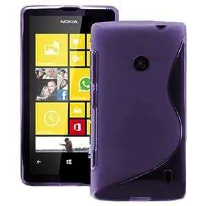 Sleek Gadgets–S Line carcasa de Gel para Nokia Lumia 520