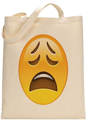 Emoji Funny Custom Made Tote Bag