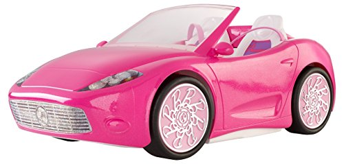 Barbie Glam Convertible (Glam Metallic Belt)