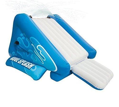 INTEX Kool Splash Inflatable Swimming Pool Water Slide | 58851EP by Unknown
