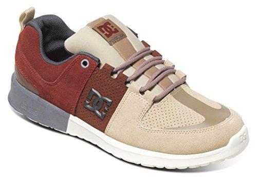 DC Shoes Dc Herren Schuhe Lynx Lite Se, Zapatillas de Skateboarding para Hombre Burdeos