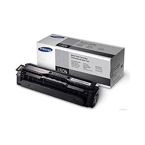 Samsung Xpress C1810W Black Toner Cartridge Standard Yield (2,500 Yield) (Samsung Laser Printer C1810w)