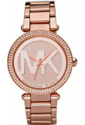 Michael Kors - Wristwatch, Analog Quartz, Stainless Steel INOX, Women