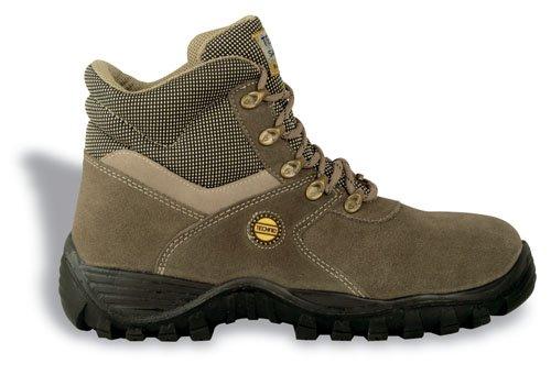 """scarpe antinfortunistiche Cofra """"tevere"""" alte  S1-P SRC  tg.47"""