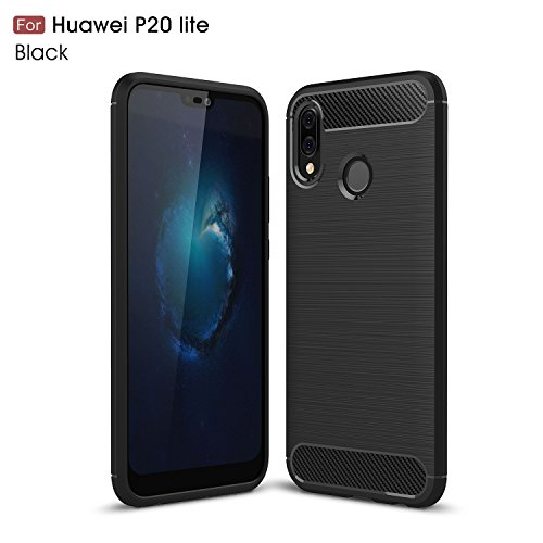 ultra slim and flexible huawei p20 lite case