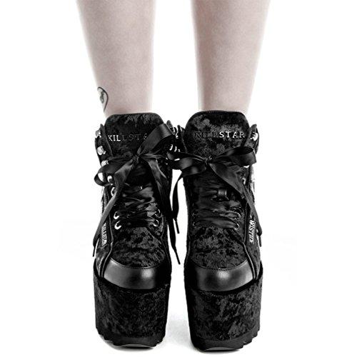 Killstar Noir pour noir Baskets femme PvwrHqC4Py