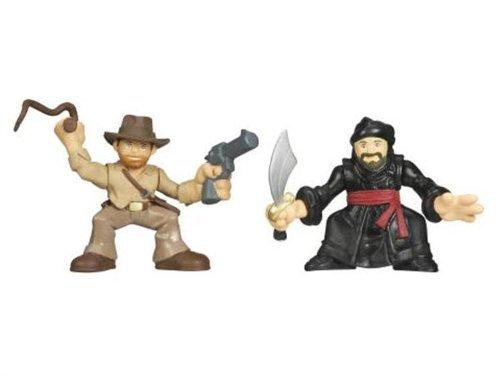 - Indiana Jones and amp; Cairo Swordsman - Indiana Jones Adventure Heroes