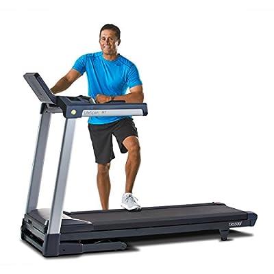 LifeSpan TR5500i Folding Treadmill