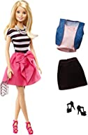 Barbie Doll and Fashions Giftset