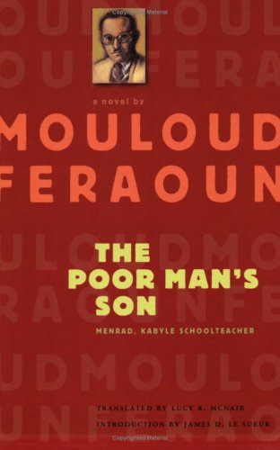 The Poor Man's Son (CARAF Books: Caribbean and African Literature translated from the French)