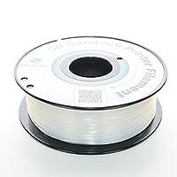 3D Solutech Natural Clear 1.75mm PETG 3D Printer Filament 2.2 LBS (1.0KG) - 100% USA from 3D Solutech