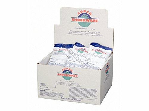 Shockwave CAl-HYPO 73% Chlorine Pool Shock Cal Hypo Shock